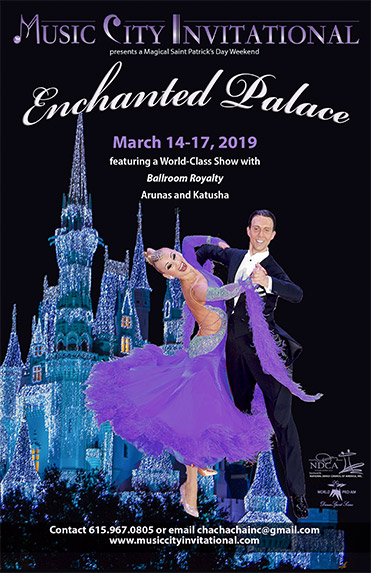 enchanted palace ballroom